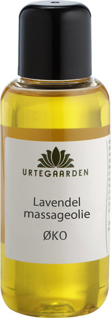 Urtegaarden Lavendel Massage Olie 100 ml