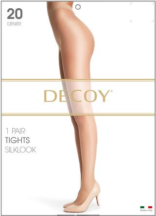 Decoy Tights Silklook Sierra 20 den. Str. M/L