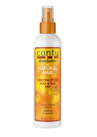 Cantu Shea Butter Coconut Oil Shine & Hold Mist 237 ml