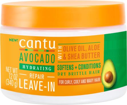 Cantu Avocado Leave In Condtioning Cream 340 g