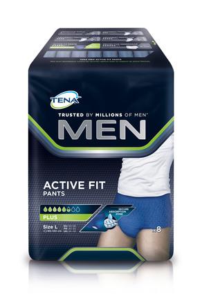 Tena Men Pants Large 8 stk