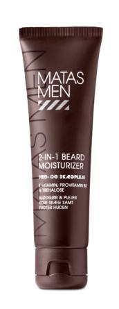 Matas Striber Men 2-in-1 Beard Moisturizer 50 ml