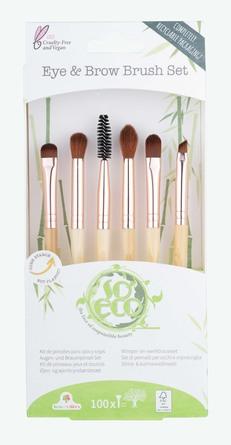 So Eco Eye & Brow Brush Set