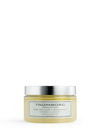Tromborg Body and Shower Saltscrub Lemon Grass