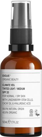 Evolve Beauty Climate Veil Tinted SPF 20 50 ml