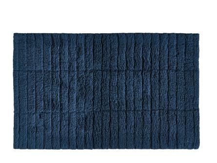 Zone Bademåtte Dark Blue 50 x 80 cm