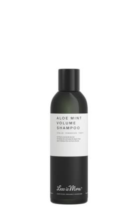 Less Is More Aloe Mint Volume Shampoo 200 ml
