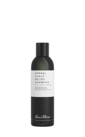 Less Is More Herbal Scalp Relieve Shampoo 200 ml