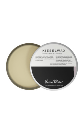 Less Is More Kiesel Wax 50 ml