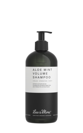 Less Is More Volume Shampoo Eco Size 500 ml