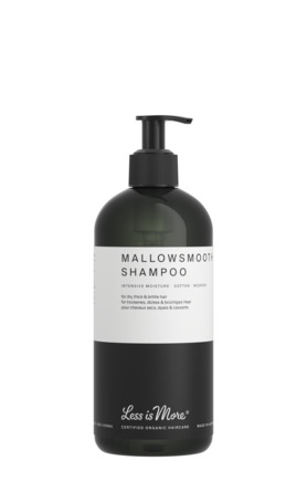 Less Is More Mallowsmooth Shampoo Eco Size 500 ml