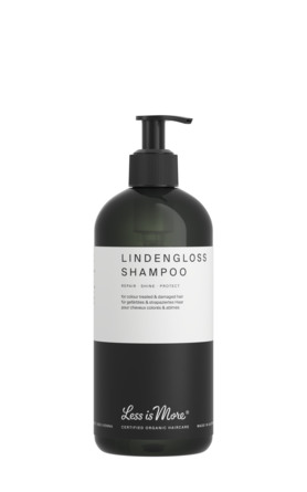 Less Is More Lindengloss Shampoo Eco Size 500 ml