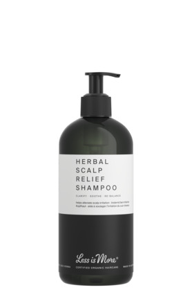 Less Is More Relieve Shampoo Eco Size 500 ml
