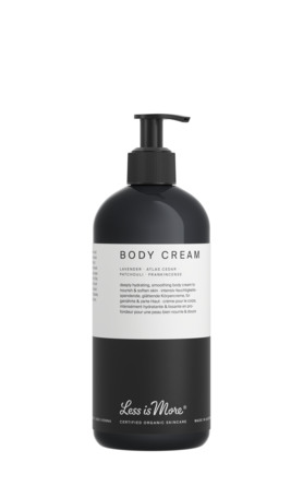 Less Is More Body Cream Eco Size 500 ml