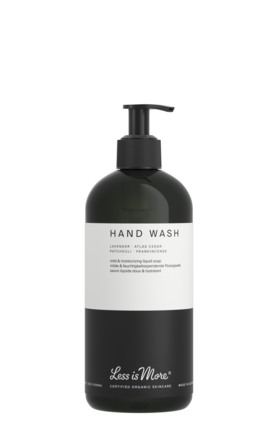 Less Is More Hand Wash Eco Size 500 ml