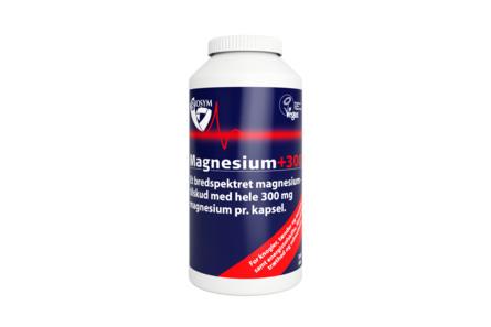 Biosym Magnesium+300 300 kaps.