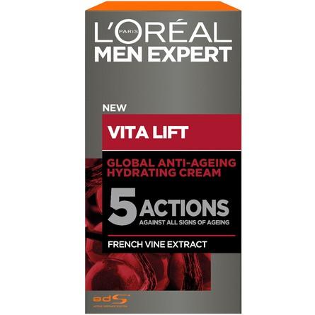 L'Oréal Paris Men Expert VitaLift 5 Moisturizer 50 ml