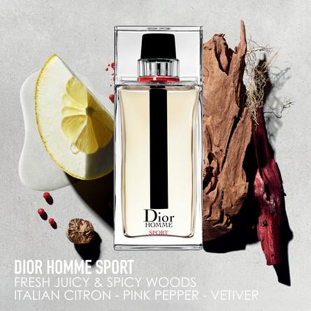 DIOR Dior Homme Sport Eau de toilette 75 ML