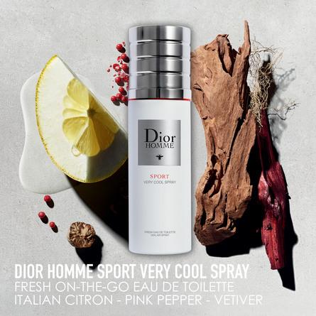 DIOR Dior Homme Sport Very Cool Spray eau de toilette 100 ML