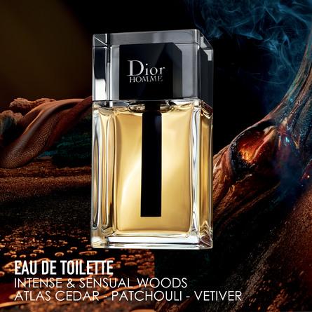 DIOR Dior Homme Eau de toilette 100 ml
