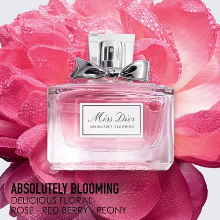 DIOR Miss Dior Absolutely Blooming Eau de Parfum 100 ml