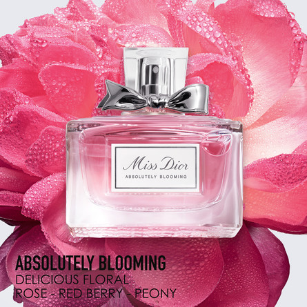DIOR Miss Dior Absolutely Blooming Eau de Parfum 50 ml