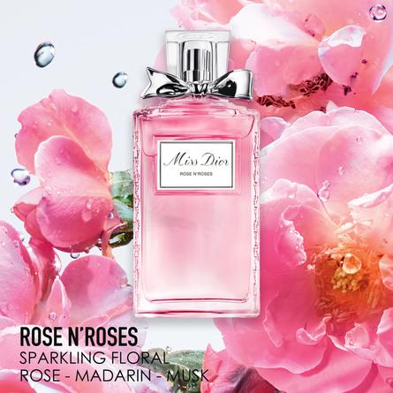 DIOR Miss Dior Rose N'Roses Eau de Toilette 100 ml