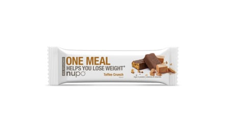 Nupo One Meal Bar Toffee Crunch