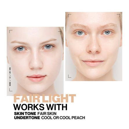 Smashbox Halo Healthy Glow All-In-One Tinted Moisturizer SPF 25 Fair Light
