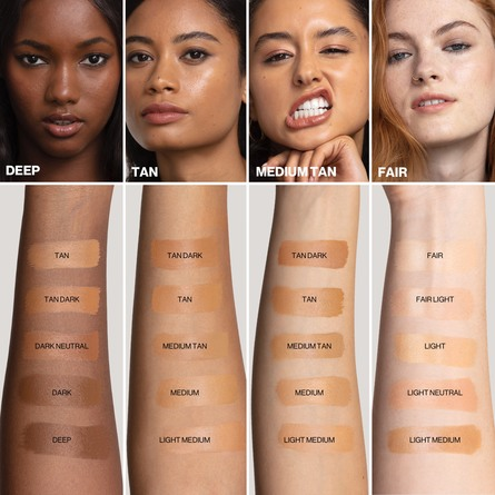 Smashbox Halo Healthy Glow All-In-One Tinted Moisturizer SPF 25 Light