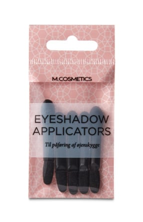 M.COSMETICS Basic Eyeshadow Applicators 5 stk.