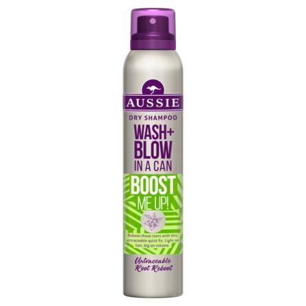 Aussie Wash + Boost Me Up Tørshampoo 180 ml