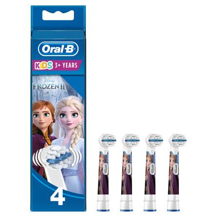 Oral-B Stages Power Børstehoveder Frozen 4 stk.