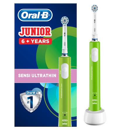 Oral-B El-tandbørste Junior 6+