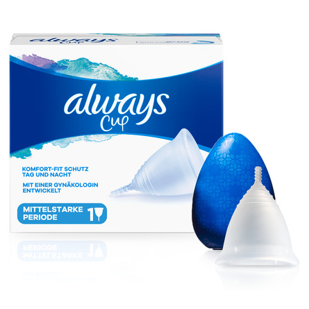 Always Menstruationskop Regular