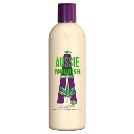 Aussie Hemp Shampoo 300 ml