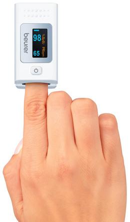 Beurer Pulsoximeter PO35