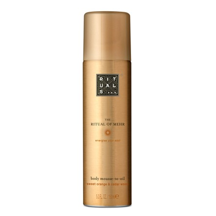 RITUALS The Ritual of Mehr Body Mousse to Oil 150 ml