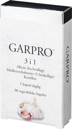 Midsona Danmark Garpro 30 kaps.