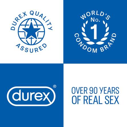 Durex Intense kondomer 8 stk
