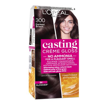 L'Oréal Paris Casting Créme Gloss 300 Chatain foncé