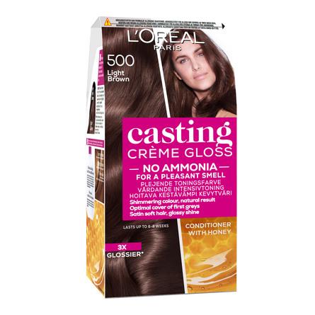 L'Oréal Paris Casting Créme Gloss 500 Chatain Clair