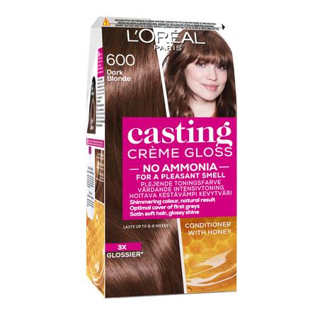 L'Oréal Paris Casting Créme Gloss 600 Blond Foncé