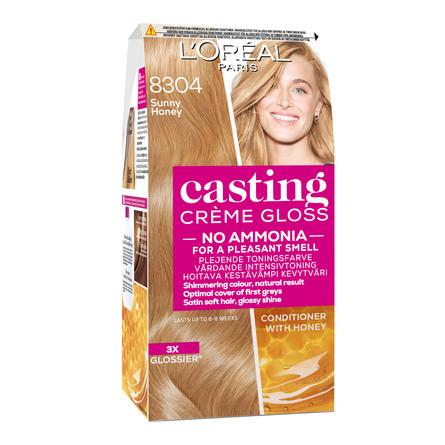 L'Oréal Paris Casting Creme Gloss 8304 Sunny Honey