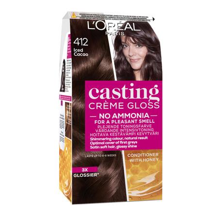 L'Oréal Paris Casting Creme gloss 412 Iced Cacao