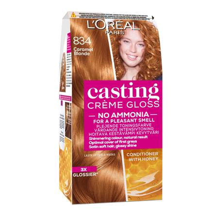 L'Oréal Paris Casting Creme Gloss 834 Blond Ambre