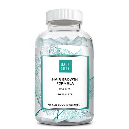 HairLust Hair Growth Formula for men 60 kaps