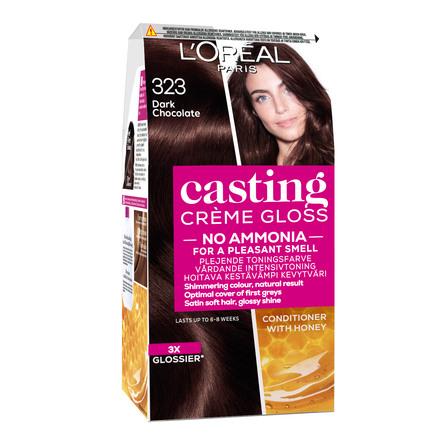 L'Oréal Paris Casting Créme Gloss 323 Chocolat Noir