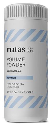 Matas Striber Volume Powder Uden Parfume 60 ml