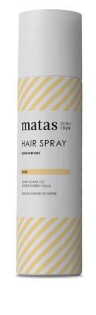 Matas Striber Hair Spray Ekstra Stærk Hold Uden Parfume 150 ml